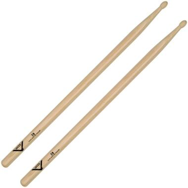 Vater Hickory 2B Sticks – Nylon Tip