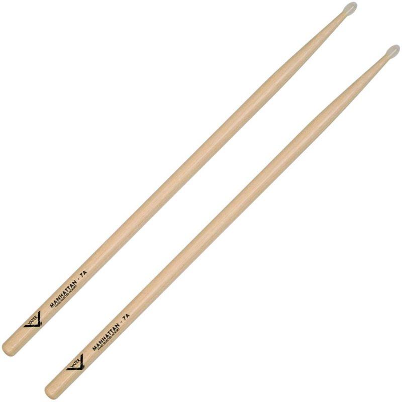 Vater Manhattan 7A Sticks – Nylon Tip