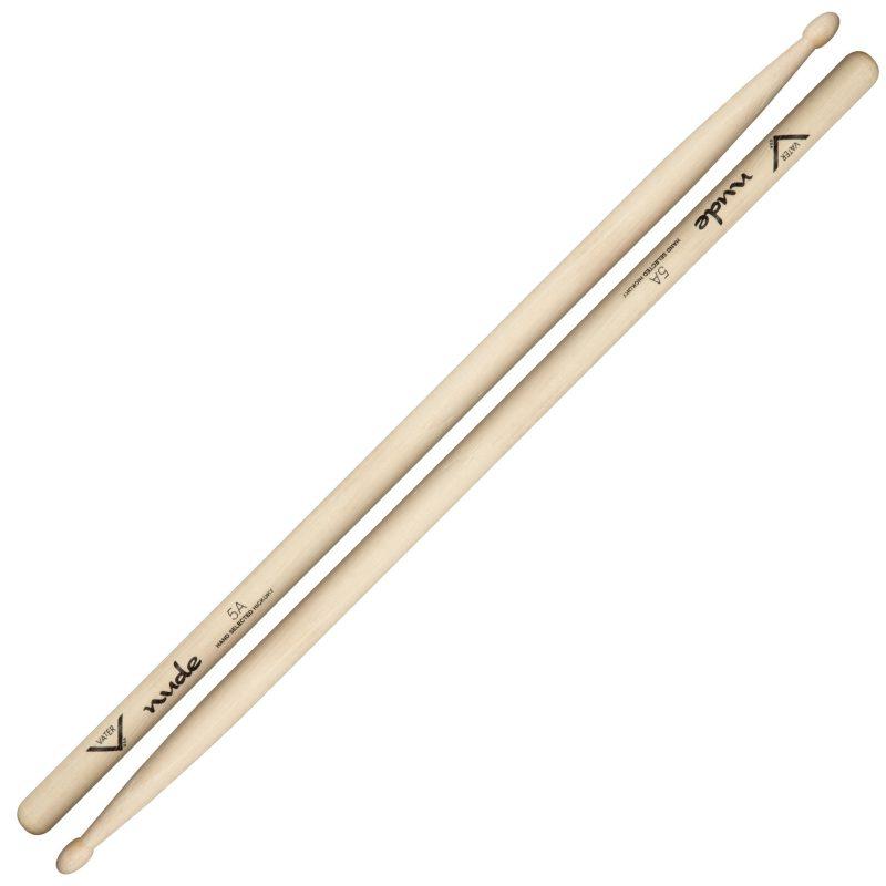 Vater Nude Series 5A Sticks – Wood Tip