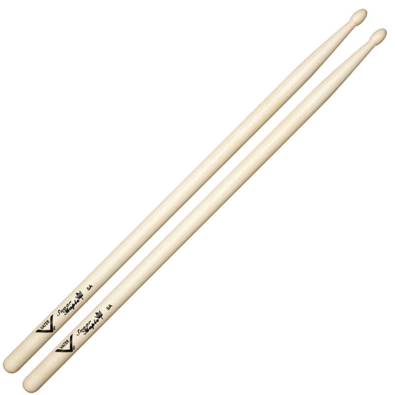 Vater 5A Sugar Maple Sticks – Wood Tip