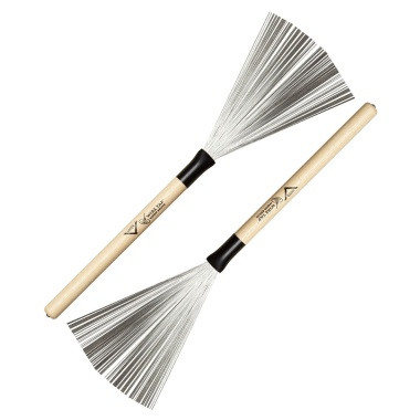 Vater Wire Tap Wood Handle Brushes