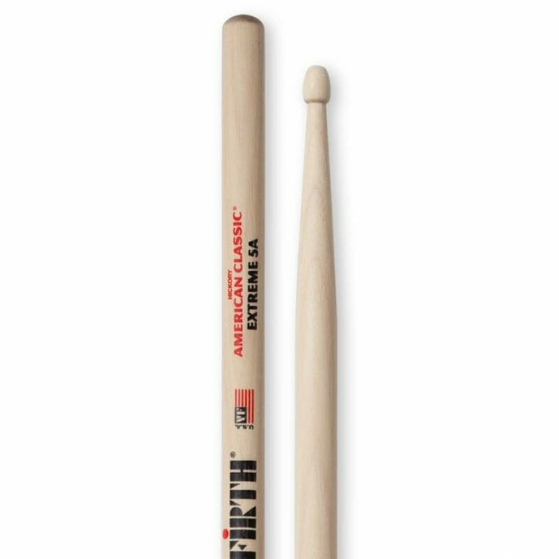 Vic Firth X5A – Extreme 5A Wood Tip
