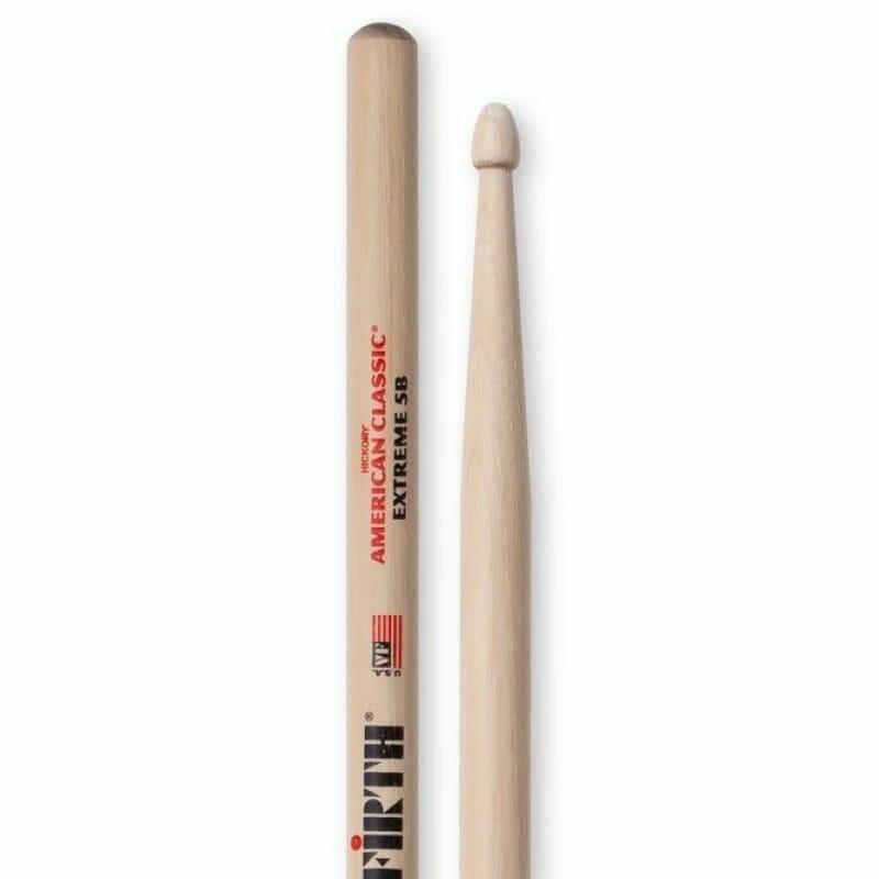 Vic Firth X5B – Extreme 5B Wood Tip