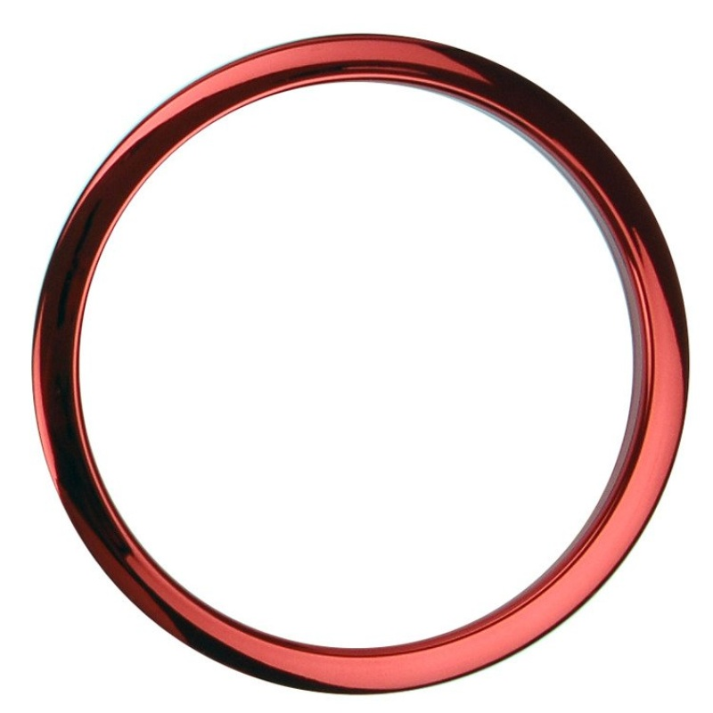 Bass Drum O 4in – Red