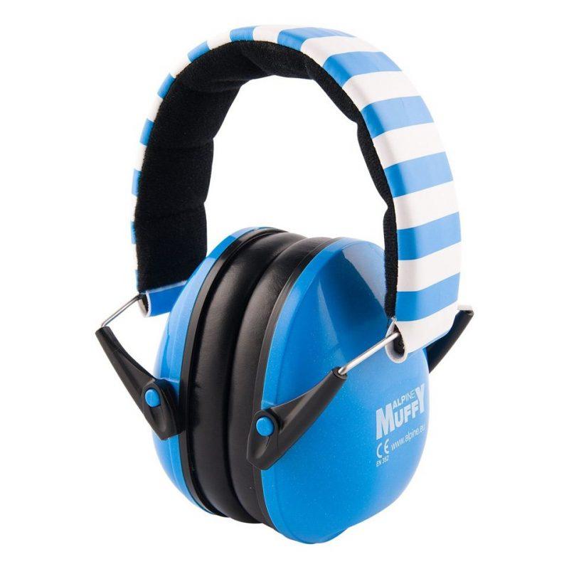 Alpine Earmuffy For Kids – Blue