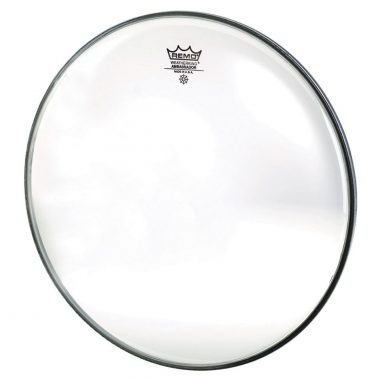 Remo Ambassador Clear 20in Bass Drum Head
