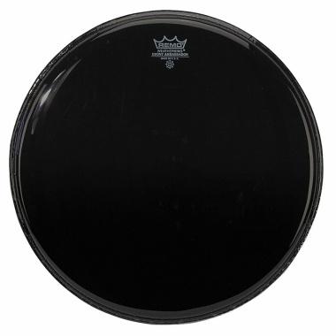 Remo Ebony Ambassador 20in Bass Drum Head