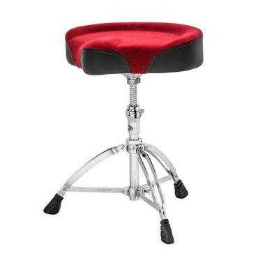 Mapex T765A Saddle Drum Throne – Red