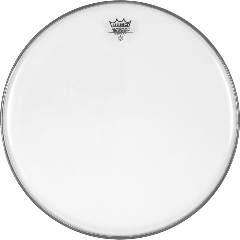 Remo Ambassador Clear 18in Drum Head