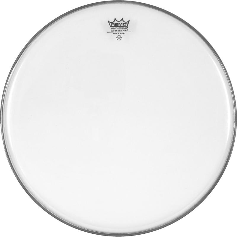 Remo Ambassador Clear 14in Drum Head