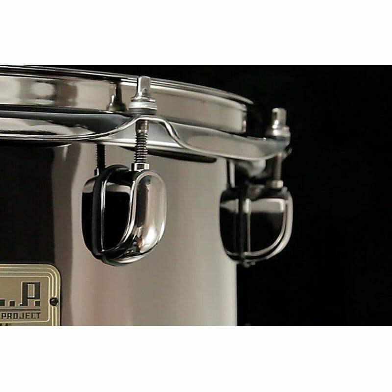 Tama SLP 14×6.5in Black Brass Snare