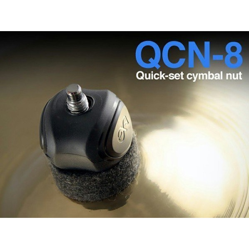 QCN-8 Quick Set Cymbal Nuts