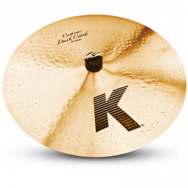Zildjian K Custom 17in Dark Crash