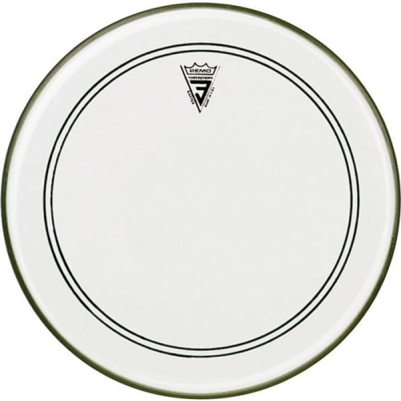 Remo Powerstroke 3 Clear 18in Bass Drum Head