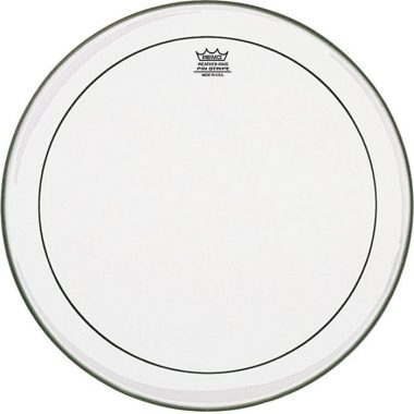 Remo Pinstripe Clear 20in Bass Drum Head