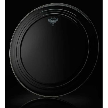 Remo Powerstroke Pro 22in Ebony Bass Drum Head