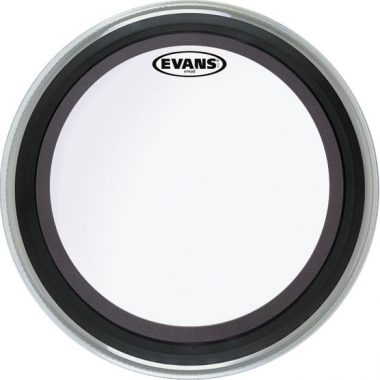 Evans EMAD 24in Clear Bass Drum Head