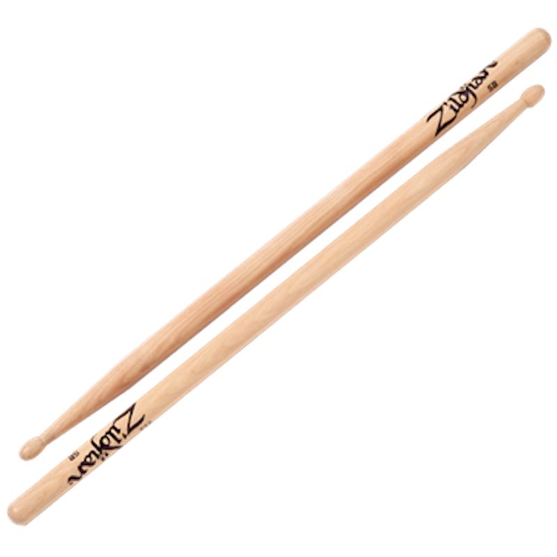 Zildjian Hickory 5B Sticks – Wood Tip