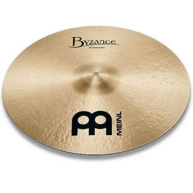 Meinl Byzance Traditional 21in Medium Ride