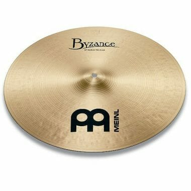 Meinl Byzance Traditional 17in Medium Thin Crash
