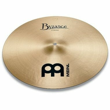Meinl Byzance Traditional 16in Thin Crash