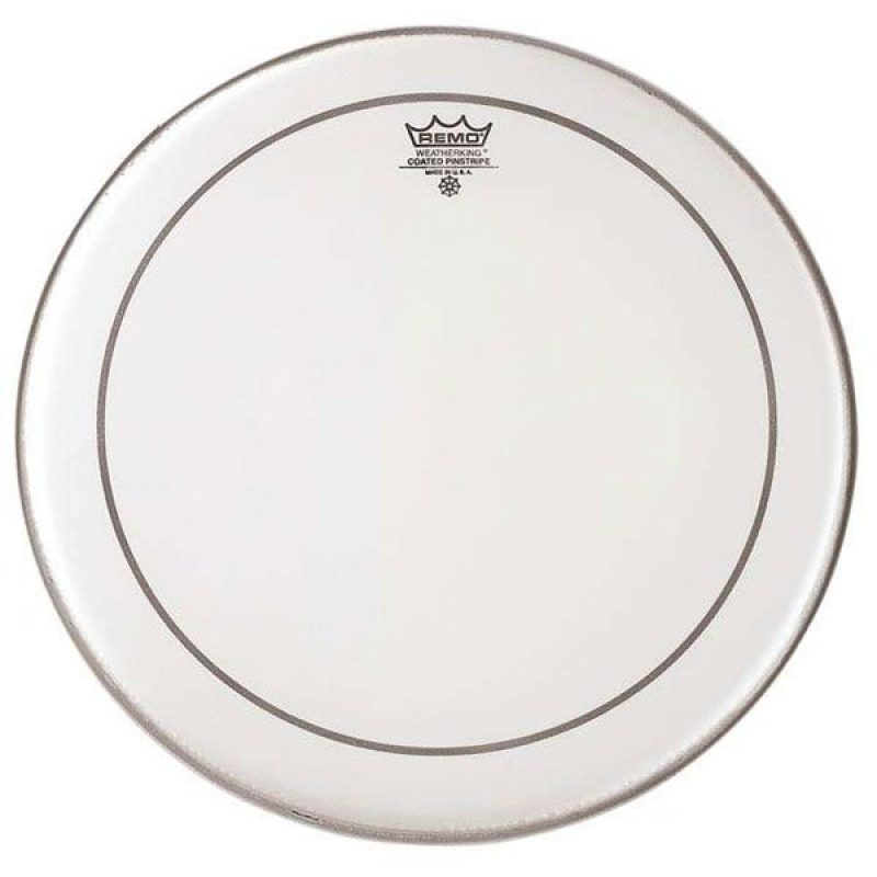 Remo Pinstripe Coated 10in Drum Head