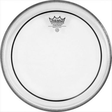 Remo Pinstripe Clear 10in Drum Head