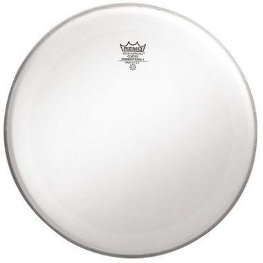 Remo Powerstroke 4 Coated 22in Bass Drum Head W/Dot