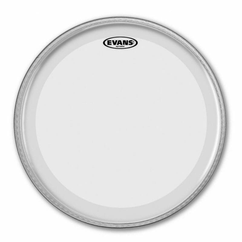 Evans EQ3 22in Clear Bass Drum Batter Head