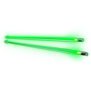 Firestix Light Up Drumsticks – Screamin Green