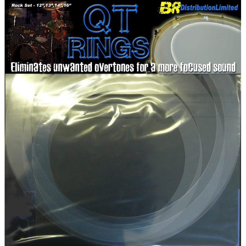 QT Ring Set Rock