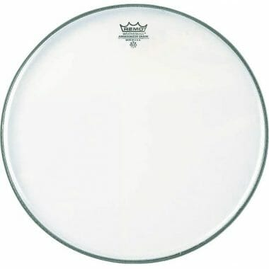 Remo Ambassador Hazy 13in Drum Head