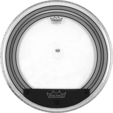 Remo Powersonic Clear 20in Bass Drum Head