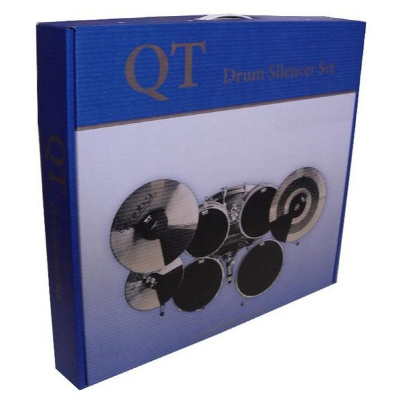QT Silencer Set 22 Rock Sizes