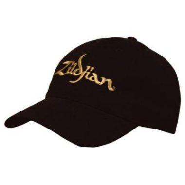 Zildjian Baseball Cap W/Gold Logo