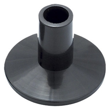 Gibraltar 8mm Cym Sleeve W/ Flanged Base