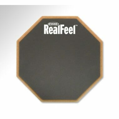 Evans Real Feel 12in Speed Practice Pad