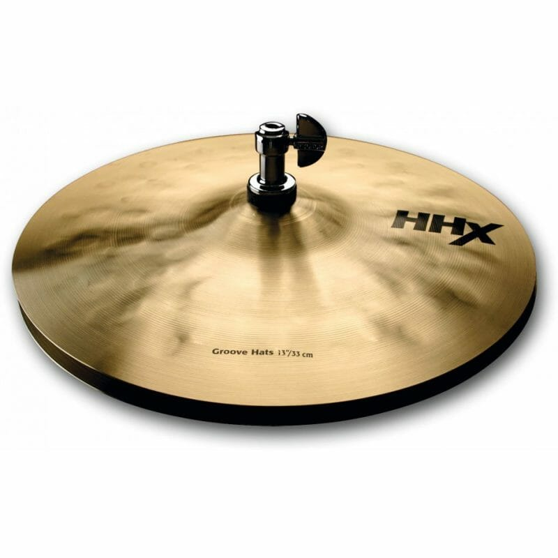 Sabian HHX 13in Groove Hats