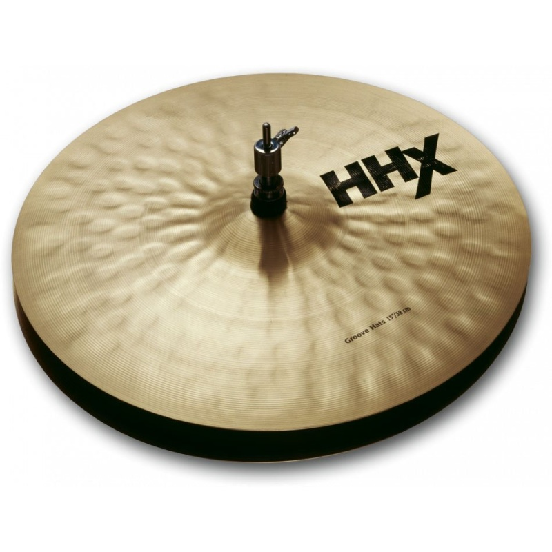 Sabian HHX 15in Groove Hats
