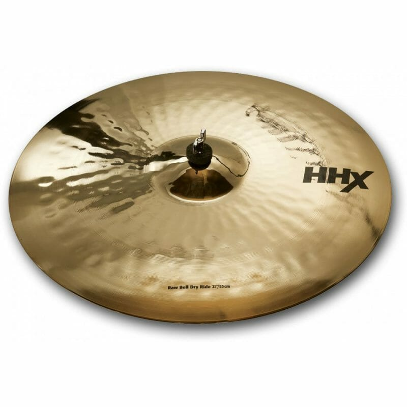 Sabian HHX 21in Raw Bell Dry Ride