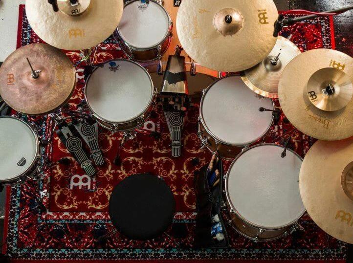 Drum Carpet