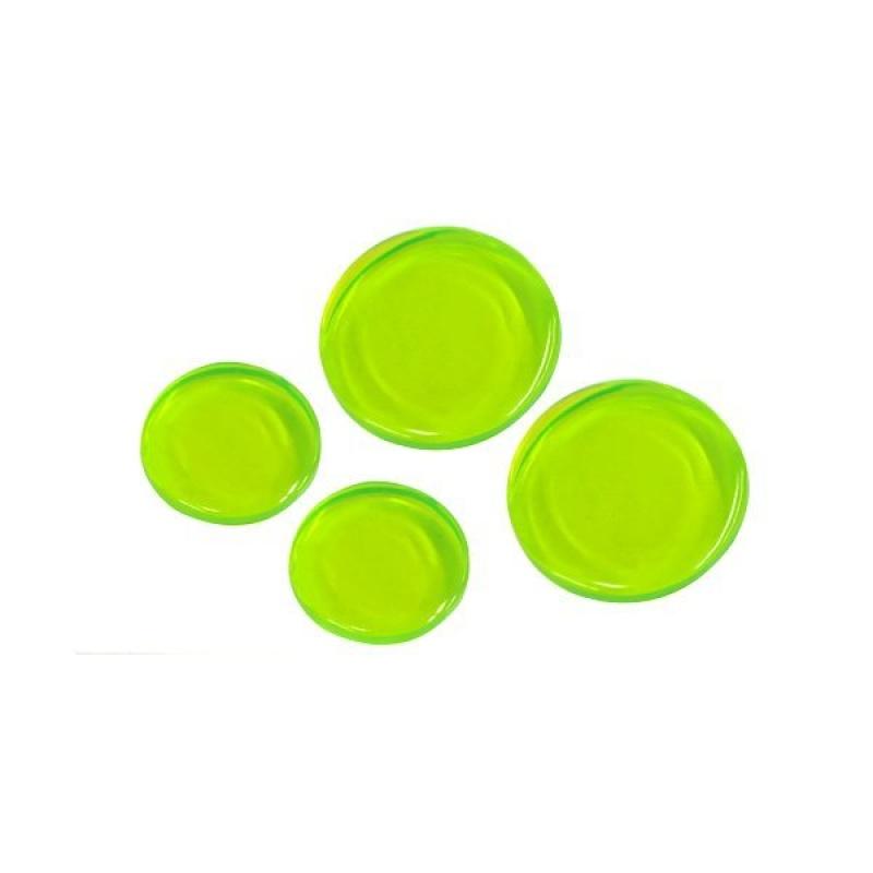 Slapklatz Drum Dampers 4pk – Green
