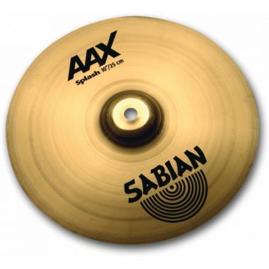 Sabian AAX 10in Splash – Brilliant