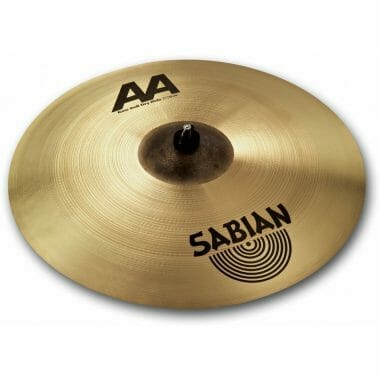 Sabian AA 21in Raw Bell Dry Ride – Natural