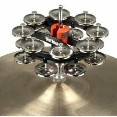 Rhythm Tech G2 Double Hat Trick – RT7422 Steel Jingles