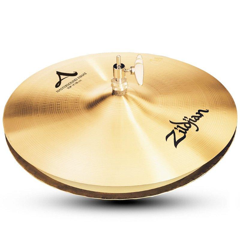 Zildjian A 14in Mastersound Hi Hat Pair