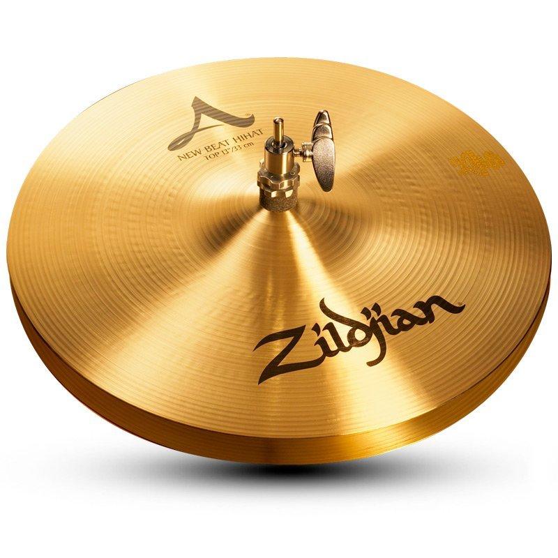 Zildjian A 13in New Beat Hi Hat Pair