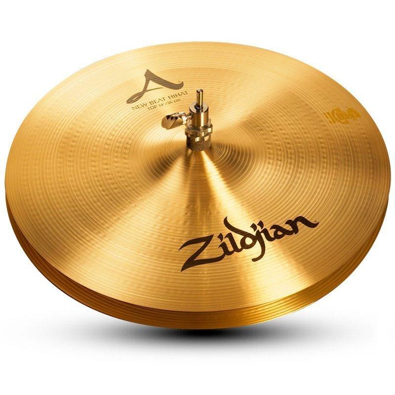 Zildjian A 14in New Beat Hi Hat Pair