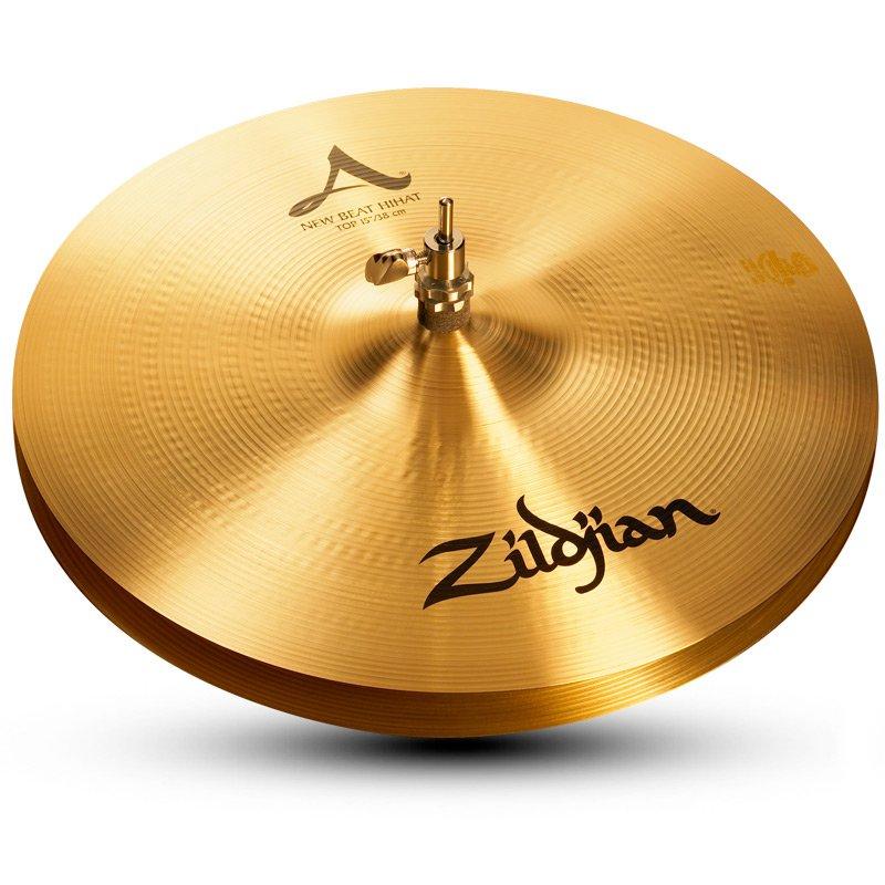 Zildjian A 15in New Beat Hi Hat Pair