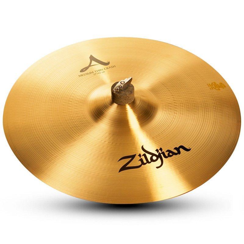 Zildjian A 17in Medium Thin Crash
